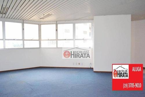 Sala Para Alugar, 40 M² Por R$ 1.000,00/mês - Centro - Campinas/sp - Sa0072
