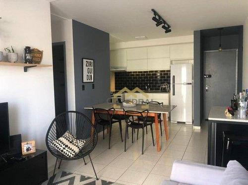 Imagem 1 de 30 de Apartamento Com 2 Dormitórios À Venda, 61 M² Por R$ 278.000,00 - Colônia - Jundiaí/sp - Ap0236