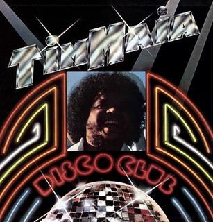 Vinilo - Tim Maia - Disco Club - Nuevo