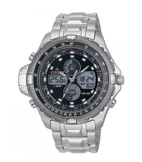 Relógio Citizen Masculino Promaster Js1045 58e Aço Original