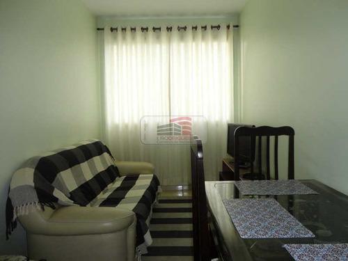 Imagem 1 de 14 de Apartamento Com 1 Dorm, Assunção, São Bernardo Do Campo - R$ 230 Mil, Cod: 1347 - V1347