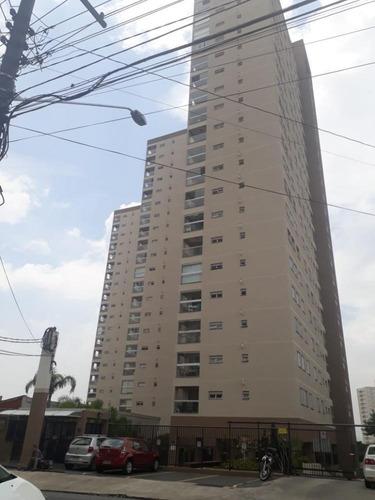 Apartamento De 3 Quartos Para Venda - Vila Assunção - Santo André - Izm62d1-25297