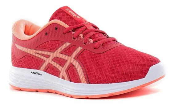 Asics Zapatillas Running Mujer Patriot 11 Rosa - Coral