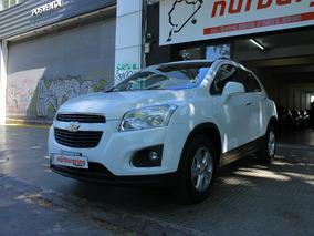 Chevrolet Tracker 1.8 Ltz Blanca Caja Manual Como Nueva 2015