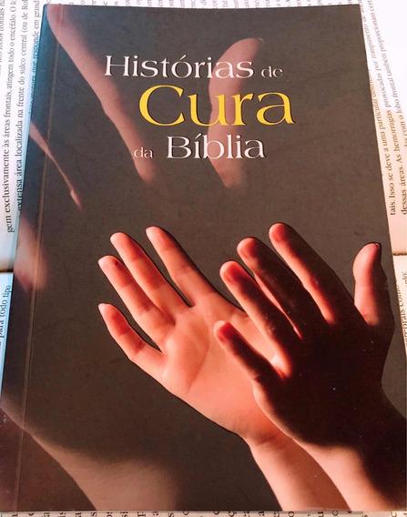 Livro Histórias De Cura Da Bíblia