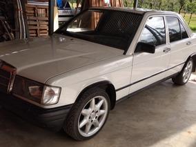 Mercedes-benz 190e 84 Baby