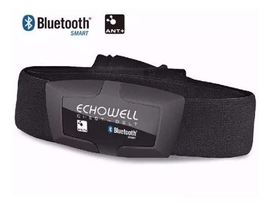Cinta Cardiaca Echowell Dmh30 Ant+ Bluetooth Garmin Celular