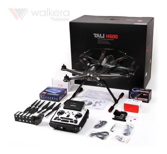 Drone Walkera Tali H500, Novo Na Caixa + Todos Os Acessórios