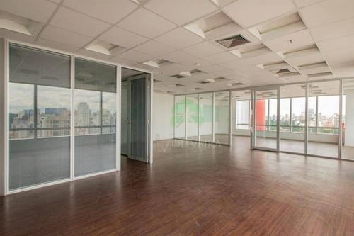 Andar Corporativo Para Alugar, 177 M² Por R$ 13.000,00/mês - Itaim Bibi - São Paulo/sp - Ac0027