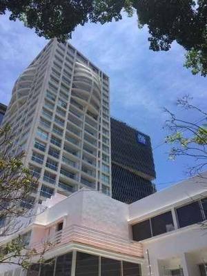 Departamento Amueblado En Renta En Torre Galatea, Col. Count