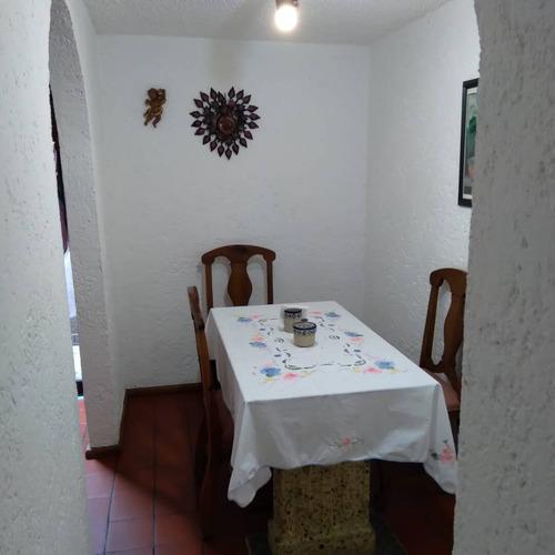 Imagen 1 de 10 de Casa En Coyoacan, Confortable, Segura Y Bien Ubicada En Renta., 62480