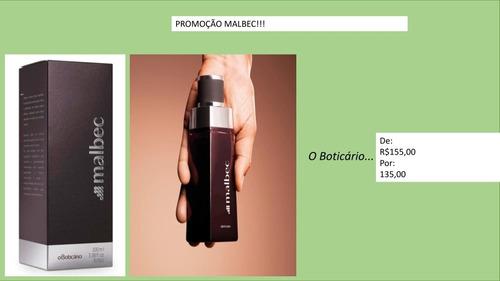 Imagem 1 de 1 de Perfumes Malbec 100ml