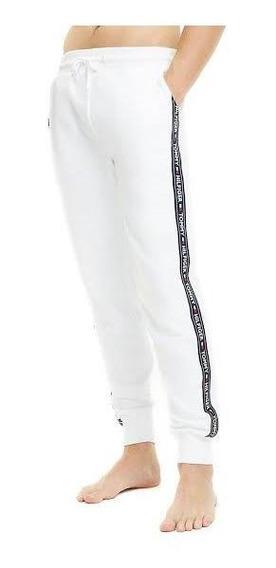 Pants Tipo Jogger Blanco Tommy Hilfiger