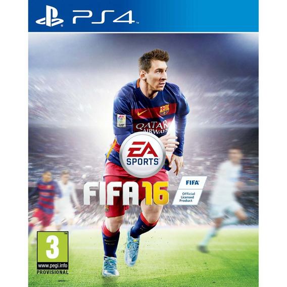 Game Ps4 Fifa 16 - Original - Excelente