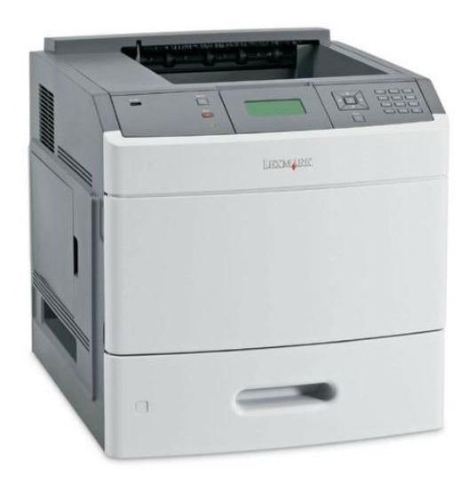 Impressora Lexmark T654dn Cont 86.000 À 120.000 Mil Cópias