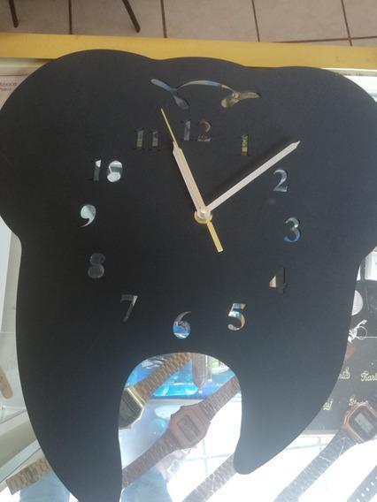 Reloj Muela Con Pila