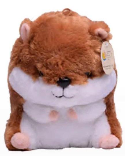 Hamster Tiernas Mascotas Duende Azul Fibro 6820