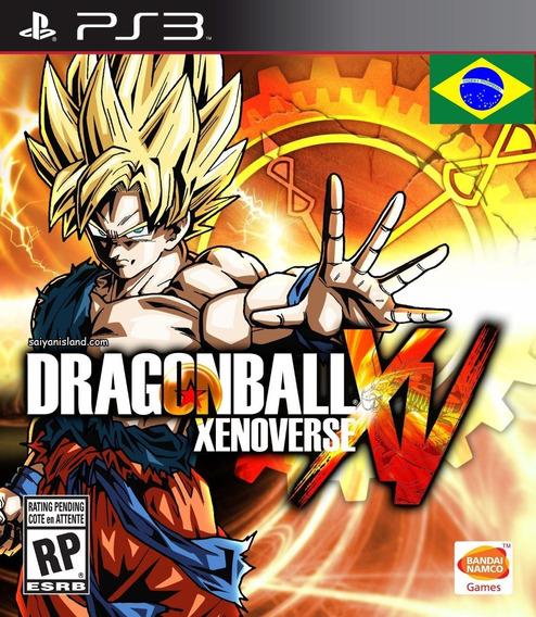 Xenoverse + Pass Temporada + Dragon Ball Battle Of Z Ps3