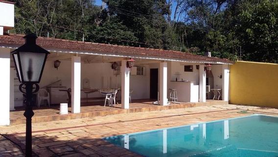 Chácara Em Cachoeira De Baixo, Mogi Guaçu/sp De 270m² 3 Quartos À Venda Por R$ 650.000,00 - Ch426748