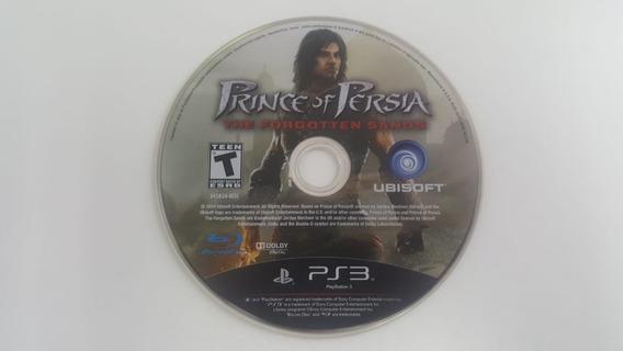 Prince Of Persia The Forgotten Sands- Ps3 - Sem Encarte