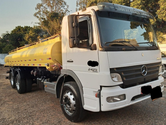 Mb Atego 2425 Tanque