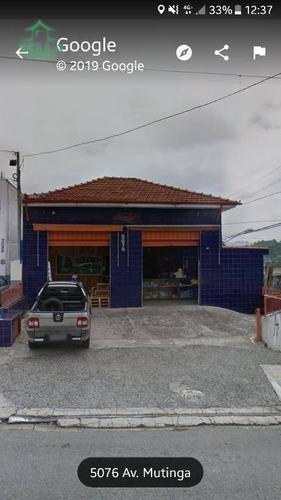 Salão À Venda Por R$ 1.300.000 - Jardim Santo Elias - São Paulo/sp - Sl0199