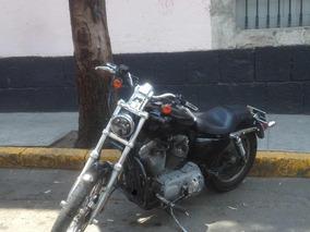 Sportster 883 Harley D . Custom