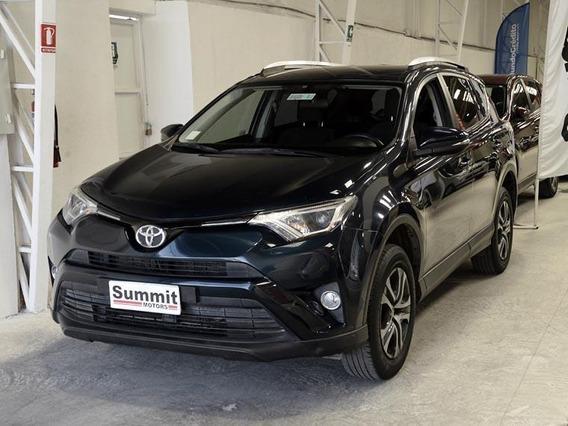 Toyota Rav4 Lujo Cvt 2017