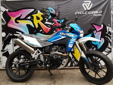 Moto Beta Motard 2.0 M4 200 0km 2018 Hasta 19/10 Pat