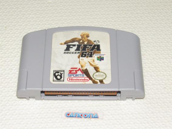 Fifa 64 Original Nintendo 64 Excelente