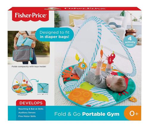 Imagen 1 de 1 de Fold & Go Gimnasio Portátil Para Bebé