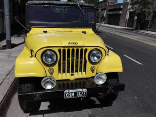 Jeep Ika Motor Ford 221