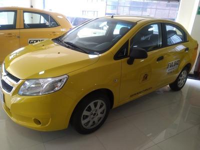 Taxi Chevrolet Sail Nuevo Modelo 2020 Full Equipo