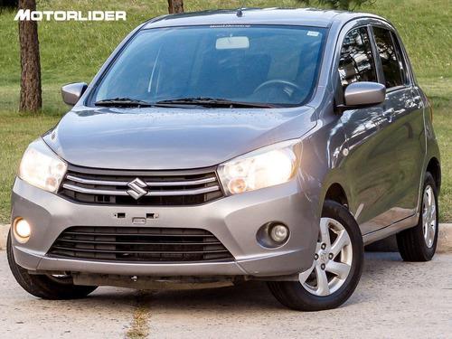 Suzuki Celerio Glx Automático Ex Full   Permuta / Financia