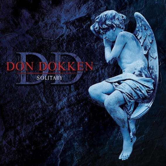 Don Dokken Solitary Cd Importado Nuevo Original