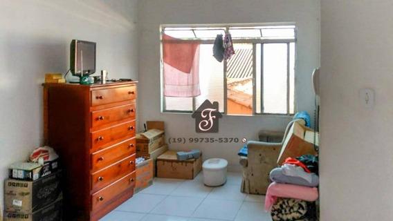 Kitnet Com 1 Dormitório À Venda, 40 M² Por R$ 150.000,00 - Centro - Campinas/sp - Kn0083