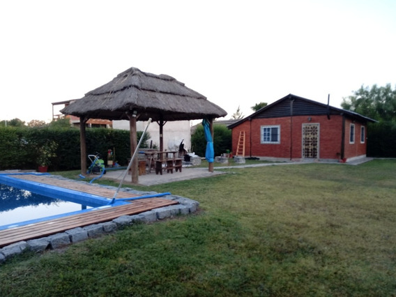 Casa Quinta Con Quincho Y Pileta. Wifi Tel Y Dtv