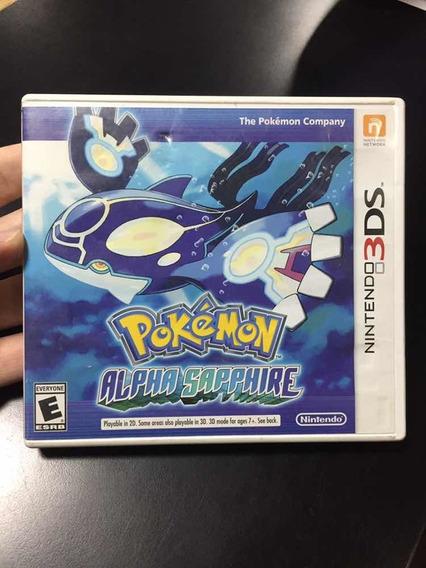 Pokemon Alpha Sapphire De 2ds E 3ds Com Envio Imediato