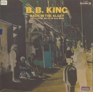 B.b. King - Back In The Alley Cd Nuevo Cerrado (made In Usa)