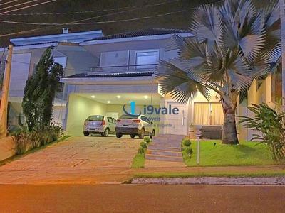 Lindo Sobrado Em Condomínio À Venda No Urbanova - São José Dos Campos/sp - Ca1214