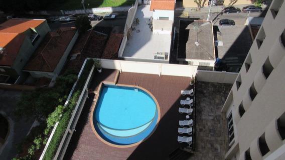 Apartamento À Venda, 1 Quarto, 1 Vaga, Centro - Santo André/sp - 43291