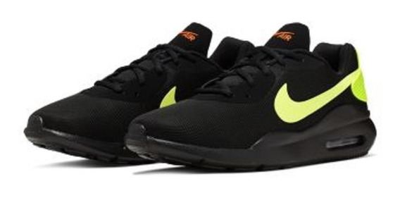 Tênis Nike Air Max Oketo Preto Original - Footlet