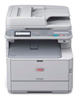 Impresora Multifuncion Oki Mc 562 Color Cordoba