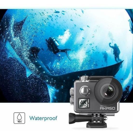 Camera De Açao Akaso V50 Elite