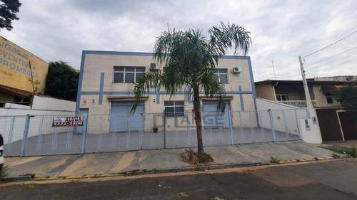 Imagem 1 de 19 de Salão Para Alugar, 260 M² Por R$ 3.950,00/mês - Parque Itália - Campinas/sp - Sl0201
