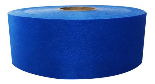Imagem 1 de 1 de Fita De Tnt 45mm X 50 Metros - Azul Royal