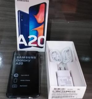 Samsung Galaxy A20 !nuevo! Libre