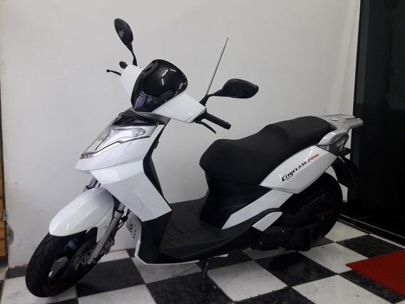 Dafra Cityclass 200i 2016 Branca Tebi Motos