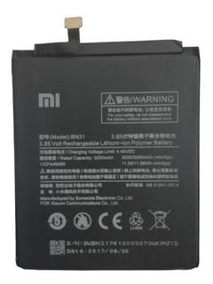 Bateria Pila Interna Bn31 Xiaomi Redmi Note 5 Mi5x 3000mah
