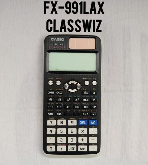 Calculadora Casio Científica Fx-991lax Classwiz